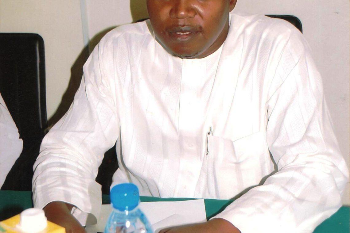 Prof. Babagana M. Ahmad